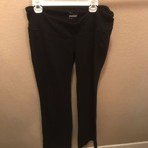 Old Navy Active Black Flare Yoga Pants